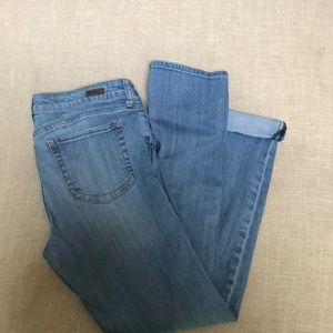 Kurt from the Cloth size 14 ankle boyfriend fit